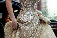 Wedding Dresses: Gold / by Belle Memorie
