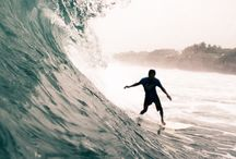 Surfing  / by Mohamed Hassanein