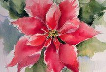 Vánoční růže