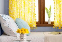 Sunny citrus yellow / by Tonia Olson