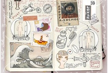 Creativity: The Ideation Process / Sketchbook ideation process. The creative thinking process