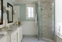 bathroom remodel / by Meagan Corbridge