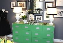 Picture/mirror collage ideas / by Mandy Fannin
