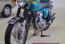Motorcykler