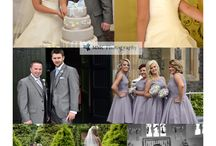 Weddings / Various weddings taken throughout the year, dresses, bridal party, wedding locations, room decor, bride and groom.
