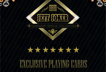 JEFF JOKER 1881 - EXCLUSIVE PLAYING CARDS.. BEST OF BEST.. / JEFF JOKER 1881 - EXCLUSIVE PLAYING CARDS.. BEST OF BEST..