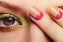 Beauty,nails and make up