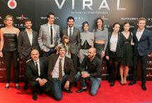 Premiere Viral  / El 28 de noviembre celebramos la premiere de Viral en los Cines Capitol de Madrid.