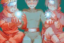 Naruto / Arty na podstawie mangi i anime i itp.
