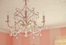 Girl Room Ideas / by Catie Hunziker