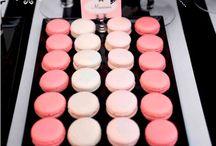 Pink Dessert Table / by Nikki Bialow