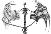 angel/devil
