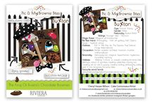 Riviera's children's range/cake creation's / Riviera Couture - cake character's