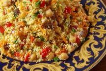 Salade / Couscous