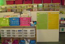 classroom set up / by Kristina Connally