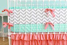 Baby Girl's #2 Nursery Room