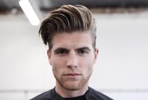 27 Haircut Styles for Men 2016 / This is a collection of new haircut styles for men created by the best barbers in the world.