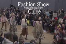 Chloé / Chloé collezione e catalogo primavera estate e autunno inverno abiti abbigliamento accessori scarpe borse sfilata donna.