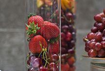 fruit decoration / by Rosa Torres Flores