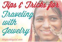 Jewelry storage tips & tricks