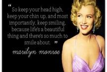 Marilyn Monroe / by Aliza Lopez