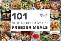 Gluten Free Dairy Free Meal Planning