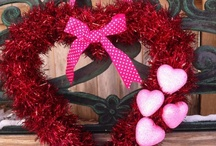 Valentine's Day Decor and Treats / by Jessica O'Dell