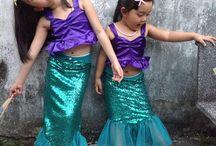 šaty ariel
