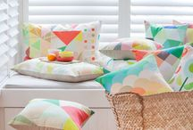 Cushions / Look at all these lovely cushions I have found. I want them all!!!