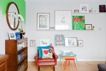Interiors: The Art of Display / Wonderful walls and great ideas for display / by The DecorCafe Network