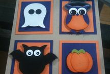 Cards - Halloween / by Suna Russell