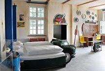 Kids Rooms- Ultimate Car Den / Discover the best automotive themed childrens rooms around- get and share ideas on how to turn your kids room into a race themed auto den.