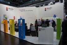 Glasstec 2014 / Marabu showcases a range of screen printing, pad printing and digital printing inks for the glass industry.