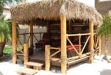 Backyard Palapa