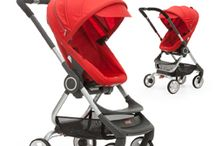 Snazzy Stokke™ Scoot Stroller / by Rose Paden