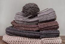 Crochet hats / Patterns