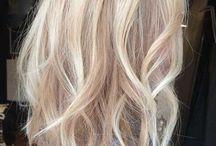 Beauty / Natural Beauty and Captivating Hair