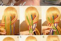 Hairstyle/ Saç Tasarımları