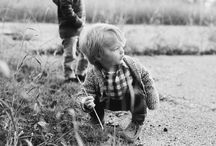 fall // family / I love family photography. Children are so creative and family interaction makes for the most elegant photos. I am passionate about capturing those honest, unplanned moments on film. The Click family made for some wonderful photos in this brisk February air. I hope you enjoy! Photographed with Nikon FE and Mamiya 645 film cameras and Kodak Tri-X and Portra 400 film.