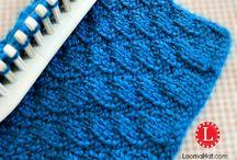 Pletení vzorky