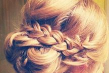 Wedding hair*