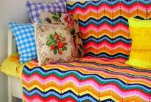 Crochet plankets