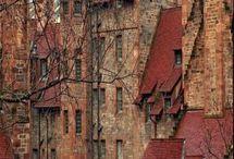 Архитектура и пейзаж
