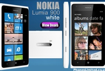 Nokia Lumia 900 White Deals / Free White Nokia Lumia 900 contract deals with the cheapest UK prices for line rental on pay monthly contracts. / by Phones LTD - Compare Cheap Mobile Phone Deals