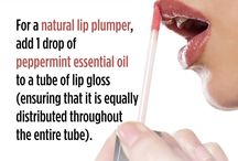 Peppermint essential oils