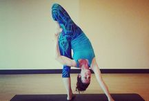 yoga & dance & fitness / by Maeve Connor