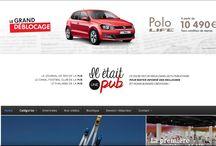 Publicité/IEUP