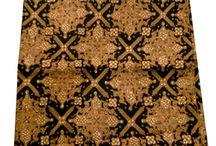 Batik Sogan / koleksi kain batik sogan kami