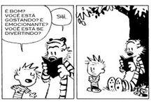HQs / Calvin e outros