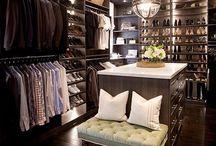 Главная гардеробная